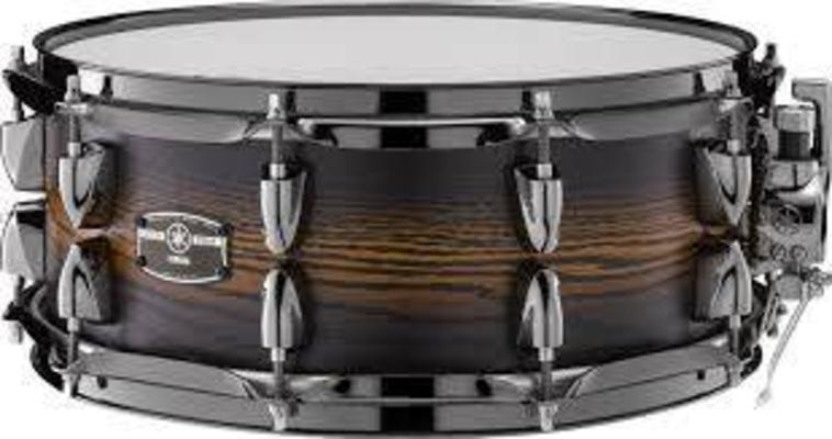 Yamaha Percussions HS1455UES 14X05.5 LIVE CUSTOM HYBRID OAK UZU EARTH SUNBURST
