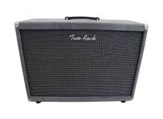 Two-Rock 2×12 Grey Suede Silver Grill Horizontal 12-65B 8 ohm