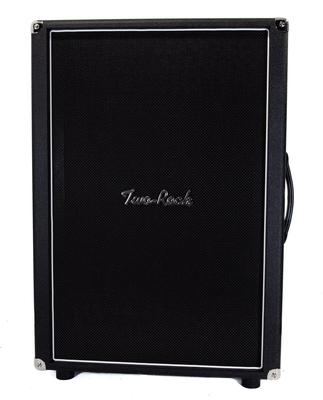 Two-Rock 2×12 Black Bronco, Black Matrix Grill Cloth, 16-65B, 8 Ohm