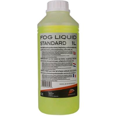 JBSYSTEMS FOG LIQUID STD 1L – liquide à fumée standard, 1L