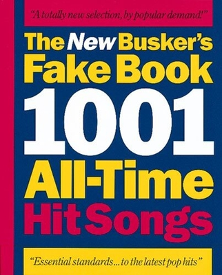 New Buskers Fake Book All Time Hit /  / Music Sales
