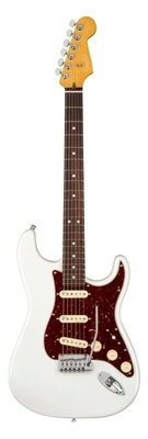 Fender American Ultra Stratocaster Rosewood Fingerboard Artic Pearl