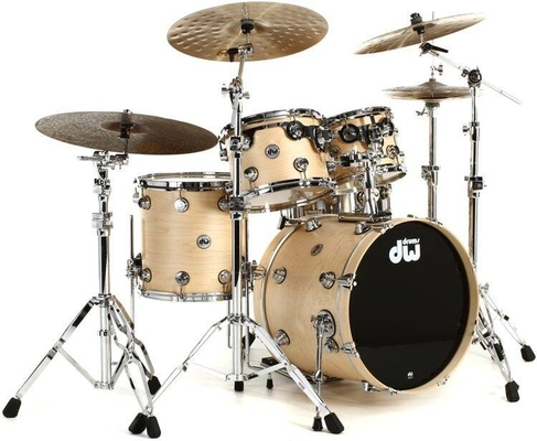 DW DW Collector's Series Satin Oil Drumset