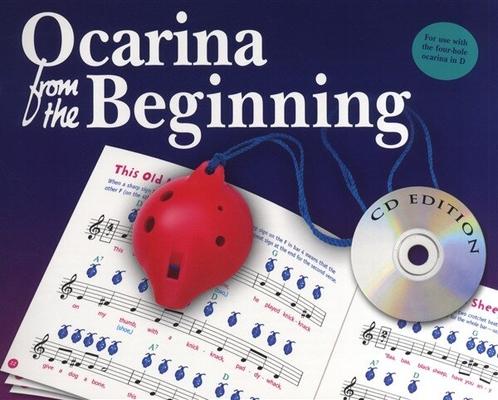 Ocarina From The Beginning     Ocarina Buch + CD  CH75999 / Neil Pardoe / Chester Music