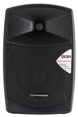 Audiophony CR80A-COMBO MK 2 Sono portable Bluetooth avec lecteur USB et un micro HF