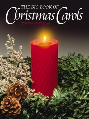 The Big Book Of / The Big Book Of Christmas Carols     Piano, Vocal and Guitar Buch  AM971553 /  / Wise Publications