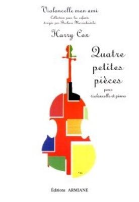 Quatre petites pièces Harry Cox / Harry Cox / Armiane