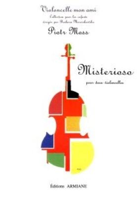 Misterioso Piotr Moss / Piotr Moss / Armiane