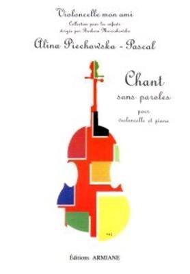 Chant sans paroles A Piechowska- Pascal / A Piechowska- Pascal / Armiane