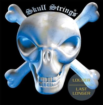 Skull Strings Standard Line, Stainless Steel .011-.052 Heavy