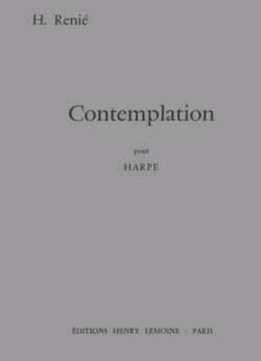 Contemplation Henriette Renié / Henriette Renié / Henry Lemoine