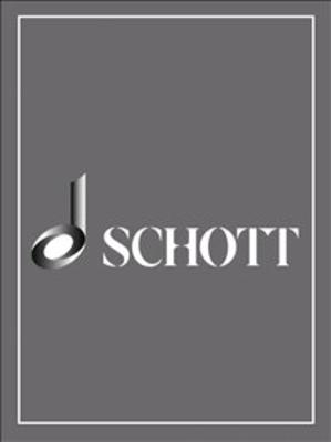 Cantico op. 44    Horn and String Quartet Stimmen-Set  EE 3335 / Bernhard Krol / Simrock