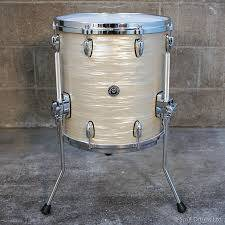 Gretsch Drums Floor Tom Brooklyn Series Cream Oyster 14»x14» : photo 1
