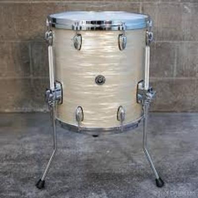 Gretsch Drums Floor Tom Brooklyn Series Cream Oyster 14»x14»