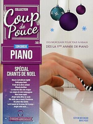 Coup de pouce Songbook Piano CHANTS DE NOL /  / Editions Coup de pouce