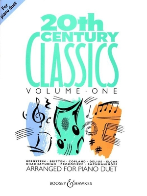 20Th Century Classics 1     Piano, 4 Hands Buch  BH 200097 /  / Boosey and Hawkes