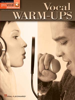 Pro Vocal / Vocal Warm Ups Pro Vocal Mixed Edition   Melodyline, Lyrics and Chords Buch + CD  HL00740395 /  / Hal Leonard
