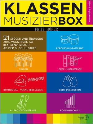 Klassen Musizier Box 21 Stucke und Ubungen Fritz Hofer  Classroom Buch  09-00727 / Fritz Hofer / Doblinger