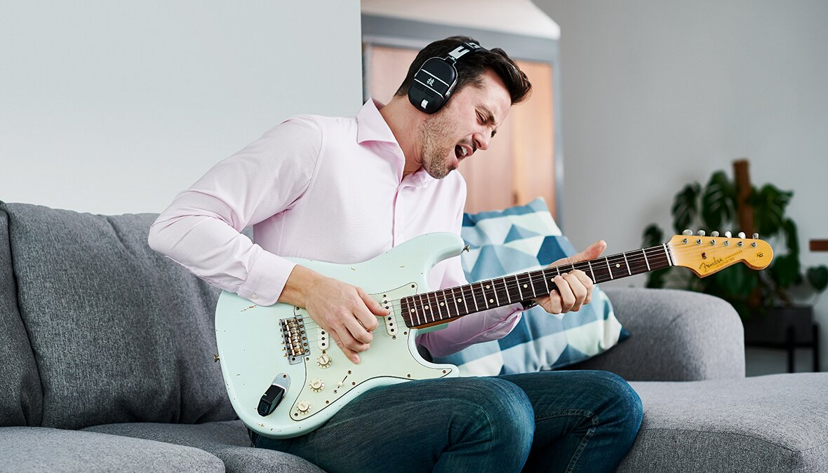 Boss Waza-Air, Wireless Personal Guitar Amplification System : photo 4