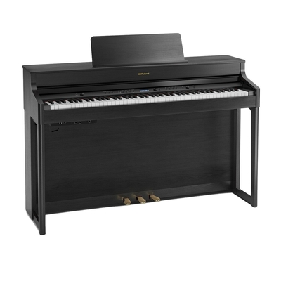 Roland HP702-CH SET CONCERT CLASS PIANO (CHARCOAL BLACK) avec KSH704/2CH