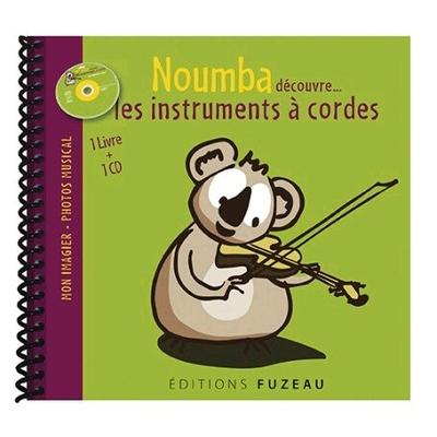 Fuzeau Mon Imagier-Photos Les CordesNoumba découvre… Les instruments à cordes