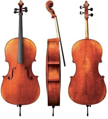 Gewa Violoncelle 1/4 Maestro 24 Cello Maestro  24 1/4