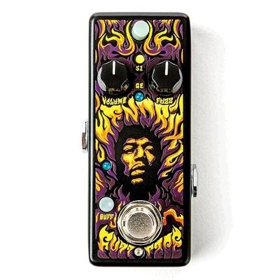 MXR Authentic Hendrix '69 Psych Series, Fuzz Face Distortion – Mini Pedal