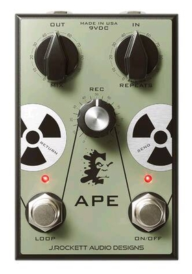 J. Rockett Audio Design Rockett Analog Preamp Experiment (APE) – Preamp / Boost