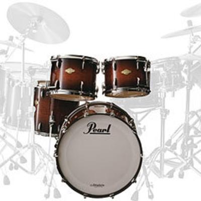 Pearl Reference Series Brooklyn Burst BD22» Tom 10»,12» floor tom 16»