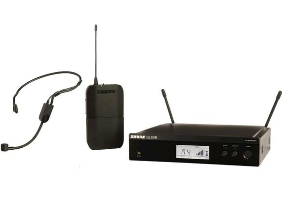 Shure BLX14RE/P31-M17 Système serre-tête PGA31 avec BLX4RE