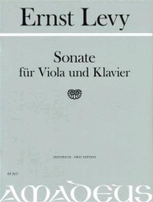 Sonate / Ernst Levy / Amadeus