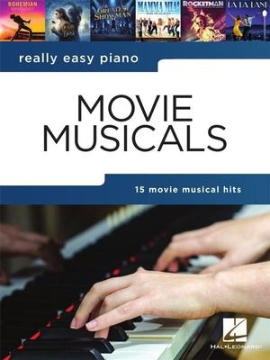 Really Easy Piano / Really Easy Piano: Movie Musicals15 movie musical hits /  / Hal Leonard