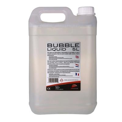 JBSYSTEMS BUBBLE LIQUID 5L – 5L liquide à bulles