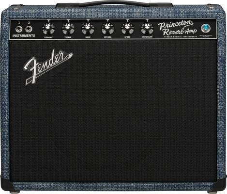 Fender 65′ Princeton Chilewich Denim