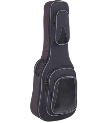 Stefy Line EX02 – guitare Folk, noir