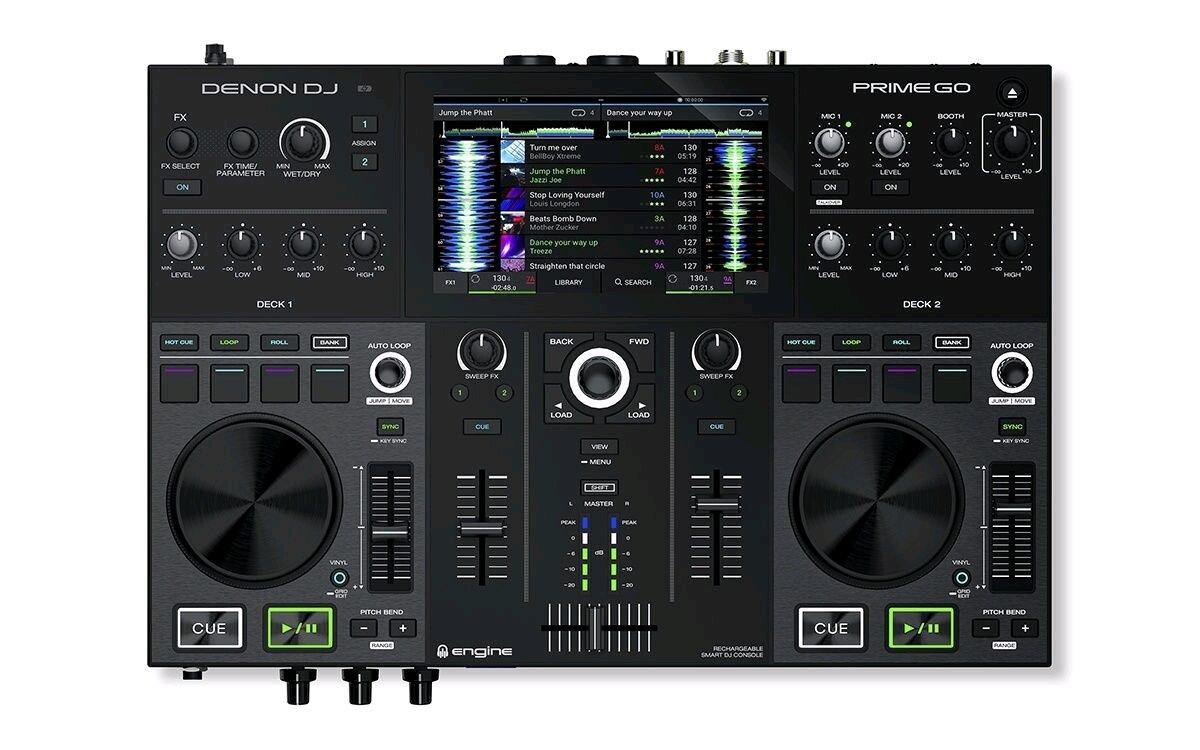 DENON DJ PRIME GO : photo 1