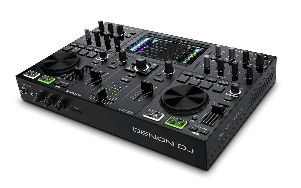 DENON DJ PRIME GO : photo 2