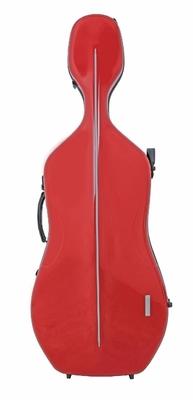 Gewa Celloetui Air Rouge/Noir