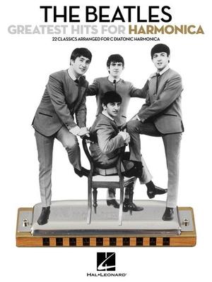 Harmonica / The Beatles Greatest Hits for Harmonica    Harmonica Buch Pop und Rock HL00850106 / The Beatles / Hal Leonard