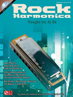 Instructional / Rock Harmonica     Harmonica Buch + CD Pop und Rock HL02502385 /  / Cherry Lane Music Company