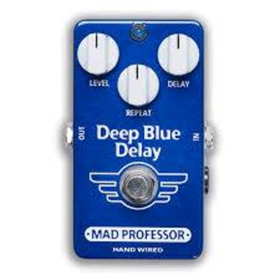Mad Professor Deep Blue Delay 'Hand Wired'