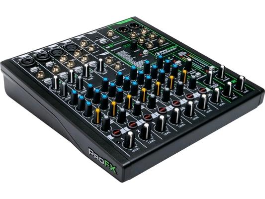 Mackie ProFX10v3 – Table de mixage analogique avec effets