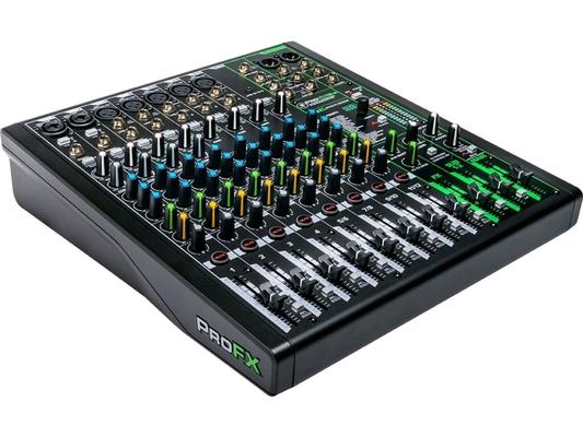 Mackie ProFX12v3 – Table de mixage analogique avec effets