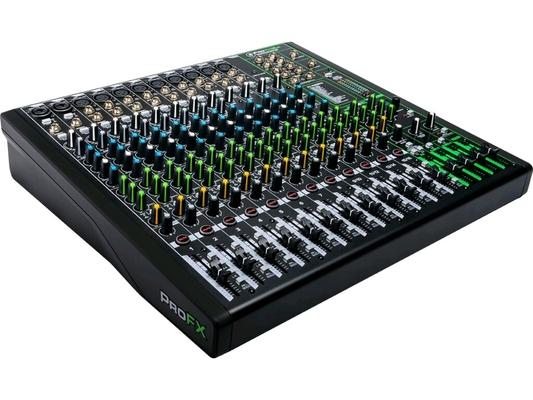 Mackie ProFX16v3 – Table de mixage analogique avec effets