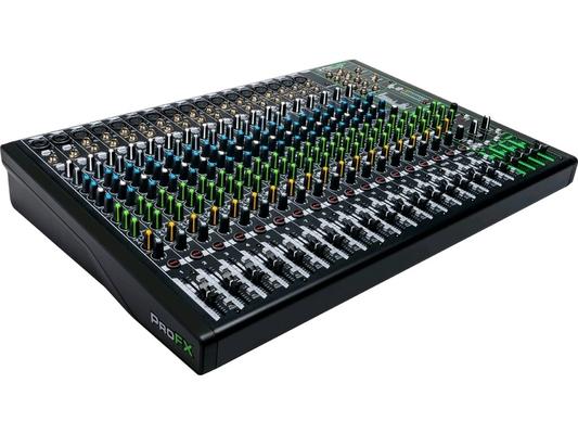 Mackie ProFX22v3 – Table de mixage analogique avec effets