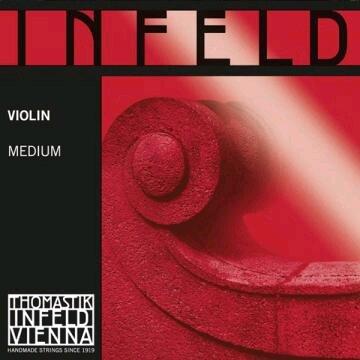 Thomastik Violon INFELD rouge 3e RE-D hydronalium Moyen : photo 1