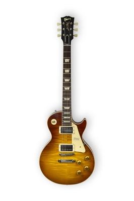 Gibson Custom Shop Les Paul Standard 1959 VOS Royal Teaburst, 60th Anniversary