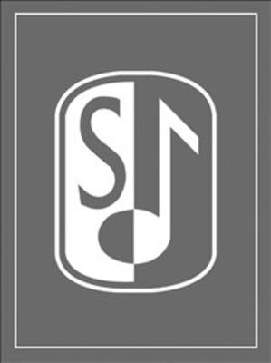 Peter und der Wolf für Sprecher und Klavier zu vier Händen Sergei Prokofiev Jiro Censhu Soprano and Piano, 4 Hands Klavierauszug  SIK6932 / Sergei Prokofiev / Sikorski Edition