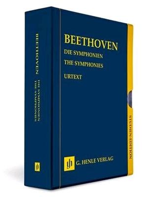 The Symphonies / Ludwig van Beethoven / Henle