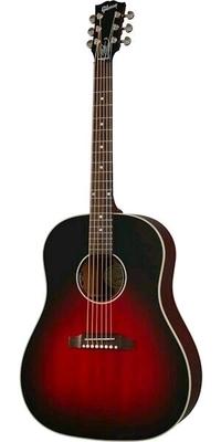 Gibson J45 SLash CollectionVermillion Burst